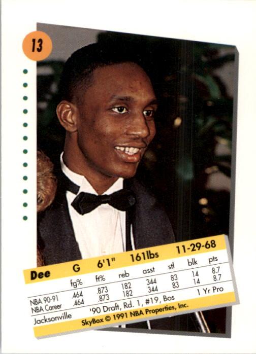 thumbnail 27 - 1991-92 SkyBox Basketball Card Pick 1-250
