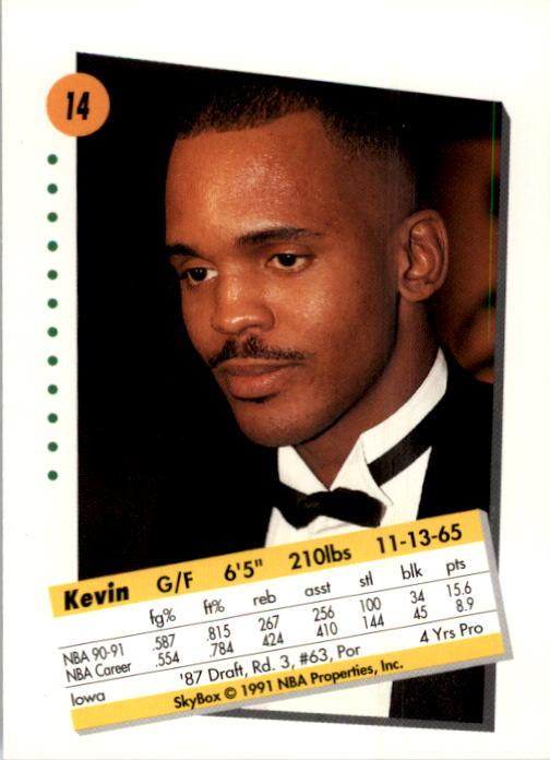 thumbnail 29 - 1991-92 SkyBox Basketball Card Pick 1-250