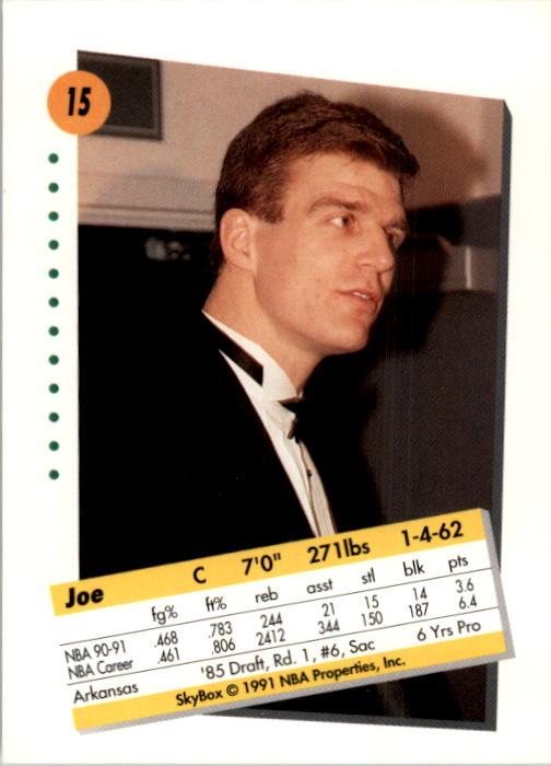 thumbnail 31 - 1991-92 SkyBox Basketball Card Pick 1-250