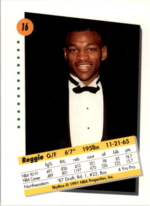 thumbnail 33 - 1991-92 SkyBox Basketball Card Pick 1-250
