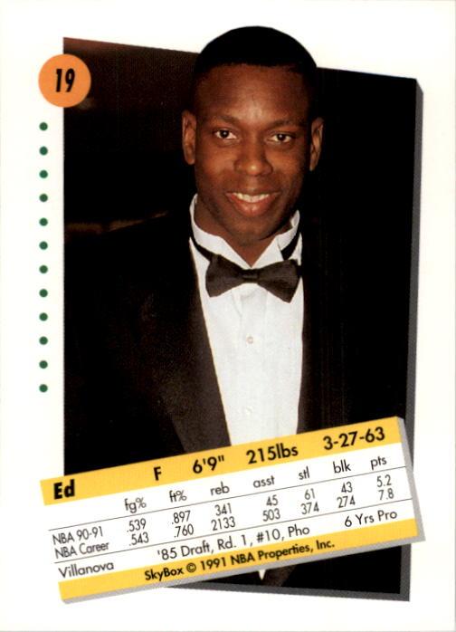 thumbnail 39 - 1991-92 SkyBox Basketball Card Pick 1-250