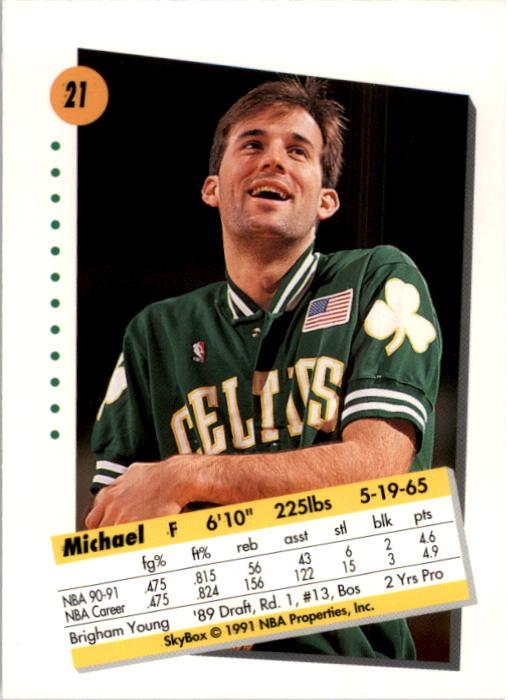 thumbnail 43 - 1991-92 SkyBox Basketball Card Pick 1-250