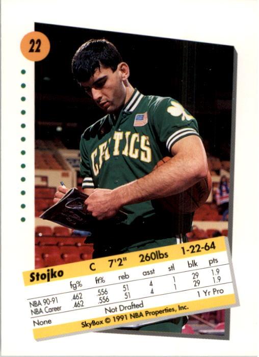 thumbnail 45 - 1991-92 SkyBox Basketball Card Pick 1-250