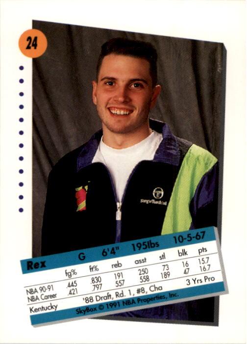thumbnail 49 - 1991-92 SkyBox Basketball Card Pick 1-250
