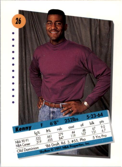 thumbnail 53 - 1991-92 SkyBox Basketball Card Pick 1-250