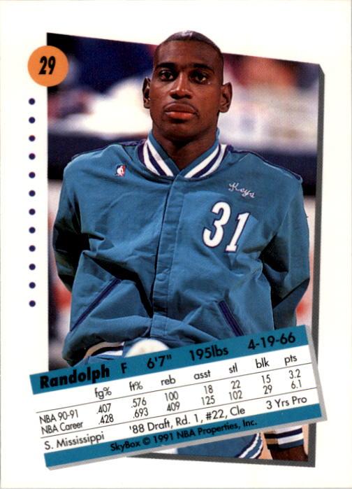 thumbnail 59 - 1991-92 SkyBox Basketball Card Pick 1-250