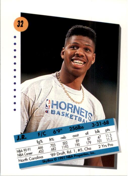 thumbnail 65 - 1991-92 SkyBox Basketball Card Pick 1-250