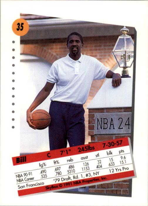 thumbnail 71 - 1991-92 SkyBox Basketball Card Pick 1-250