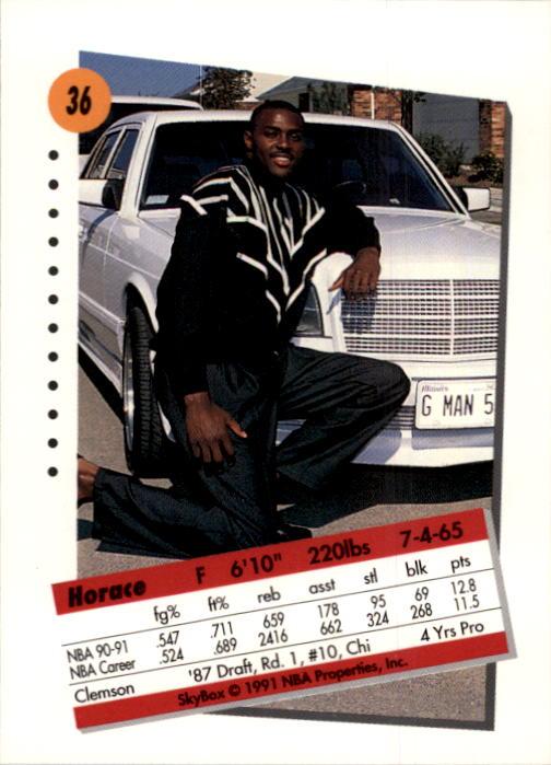 thumbnail 73 - 1991-92 SkyBox Basketball Card Pick 1-250