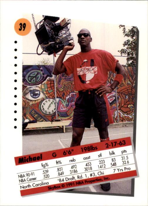 thumbnail 79 - 1991-92 SkyBox Basketball Card Pick 1-250