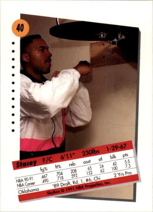 thumbnail 81 - 1991-92 SkyBox Basketball Card Pick 1-250