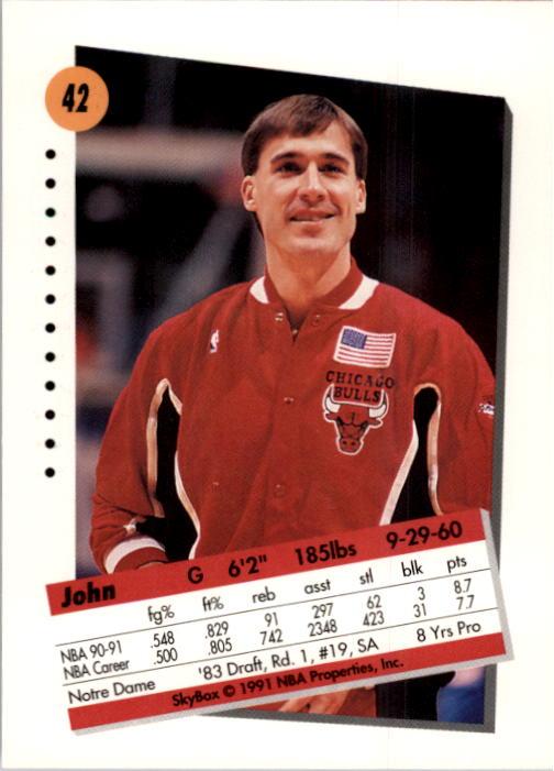 thumbnail 85 - 1991-92 SkyBox Basketball Card Pick 1-250