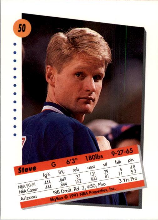 thumbnail 101 - 1991-92 SkyBox Basketball Card Pick 1-250