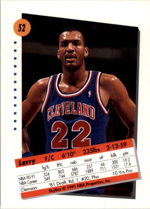 thumbnail 105 - 1991-92 SkyBox Basketball Card Pick 1-250