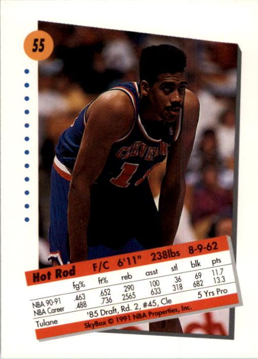 thumbnail 111 - 1991-92 SkyBox Basketball Card Pick 1-250