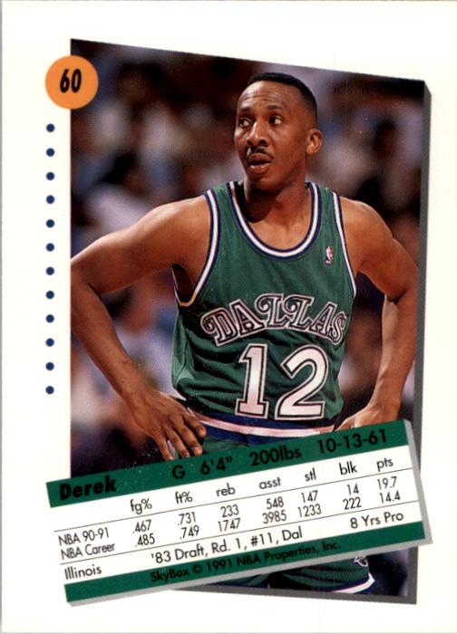 thumbnail 121 - 1991-92 SkyBox Basketball Card Pick 1-250