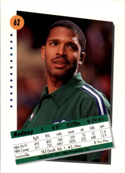 thumbnail 125 - 1991-92 SkyBox Basketball Card Pick 1-250