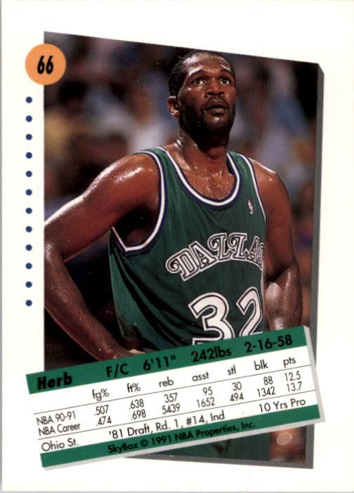 thumbnail 133 - 1991-92 SkyBox Basketball Card Pick 1-250