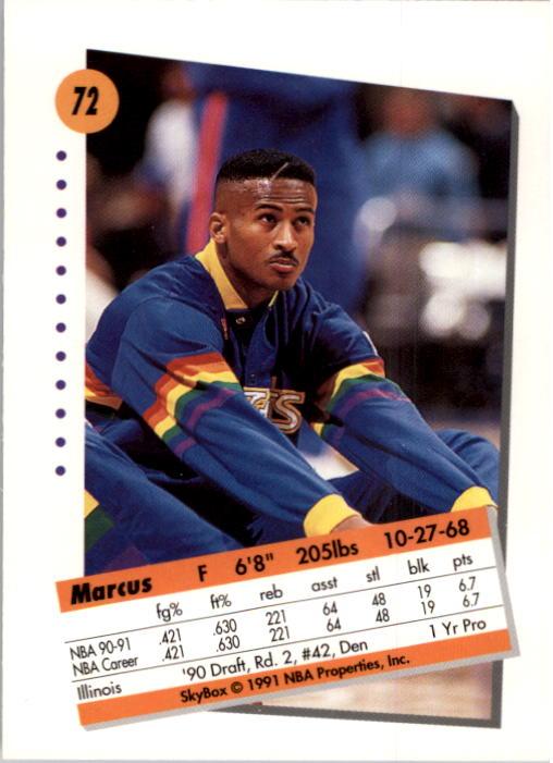 thumbnail 145 - 1991-92 SkyBox Basketball Card Pick 1-250