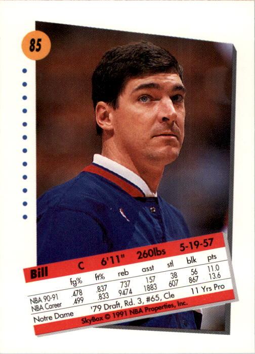 thumbnail 171 - 1991-92 SkyBox Basketball Card Pick 1-250