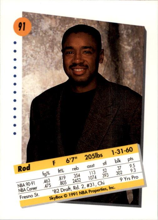 thumbnail 181 - 1991-92 SkyBox Basketball Card Pick 1-250