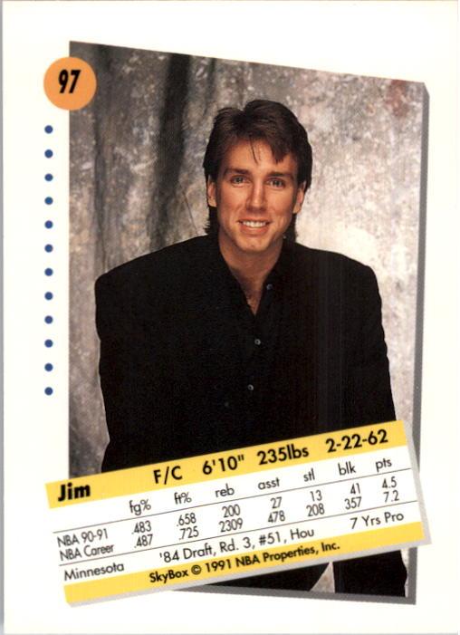 thumbnail 191 - 1991-92 SkyBox Basketball Card Pick 1-250