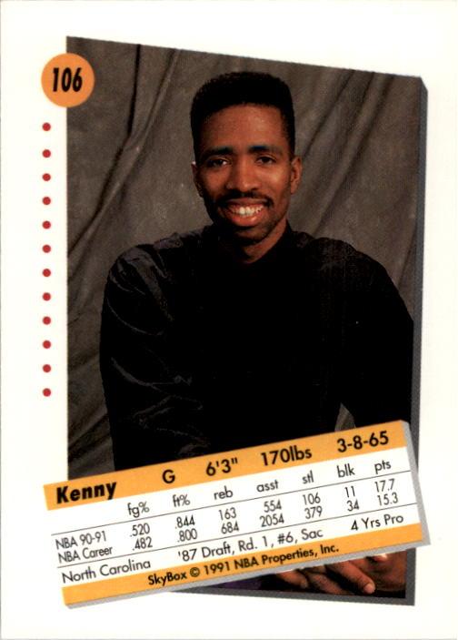 thumbnail 209 - 1991-92 SkyBox Basketball Card Pick 1-250