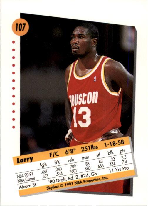 thumbnail 211 - 1991-92 SkyBox Basketball Card Pick 1-250