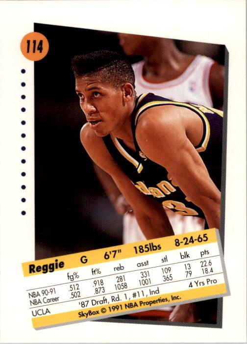 thumbnail 225 - 1991-92 SkyBox Basketball Card Pick 1-250
