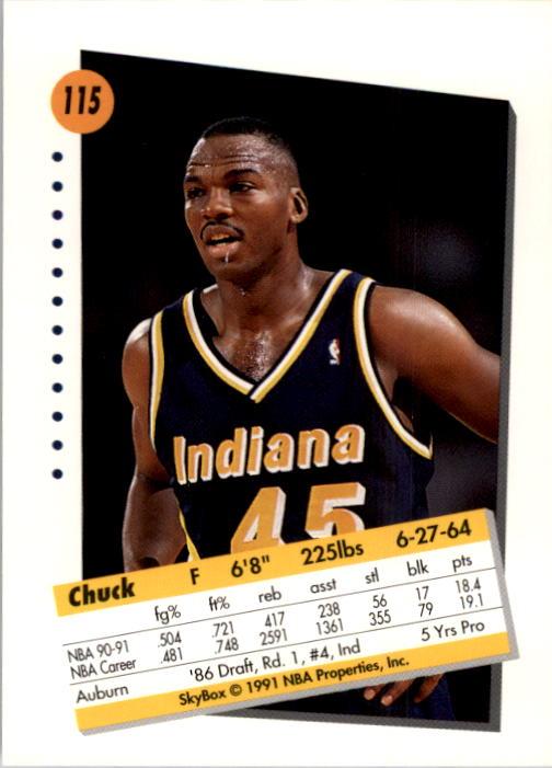 thumbnail 227 - 1991-92 SkyBox Basketball Card Pick 1-250