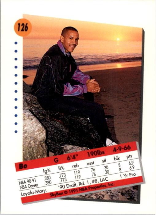 thumbnail 249 - 1991-92 SkyBox Basketball Card Pick 1-250