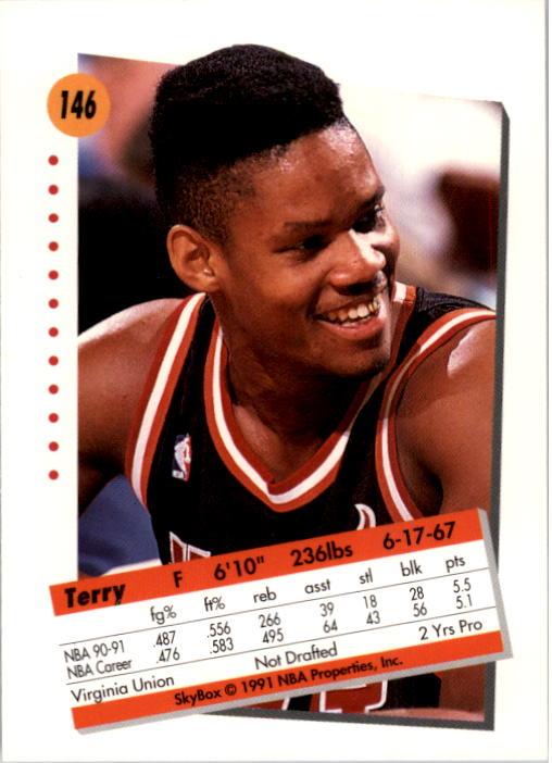 thumbnail 289 - 1991-92 SkyBox Basketball Card Pick 1-250