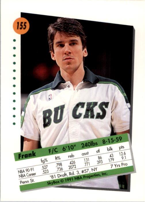 thumbnail 305 - 1991-92 SkyBox Basketball Card Pick 1-250