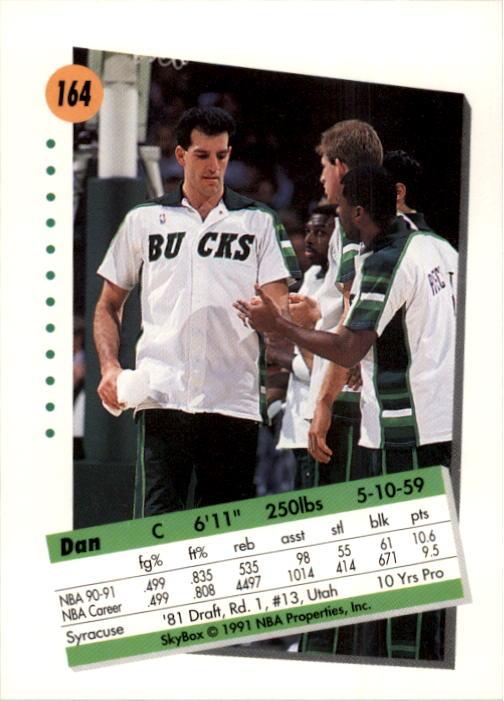 thumbnail 323 - 1991-92 SkyBox Basketball Card Pick 1-250