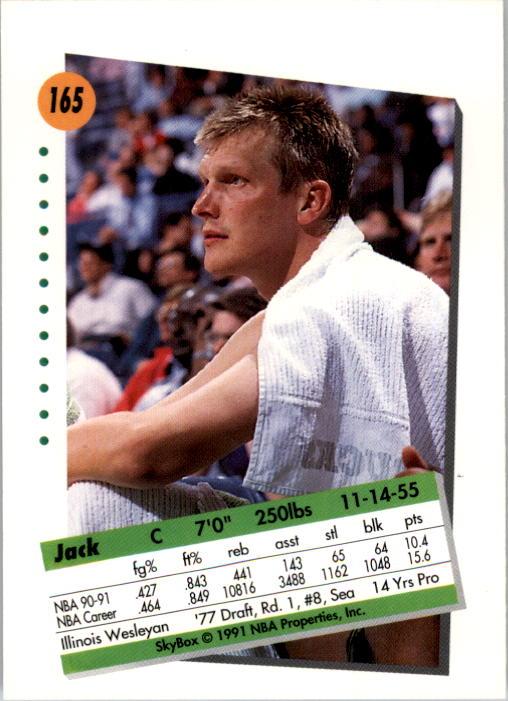 thumbnail 325 - 1991-92 SkyBox Basketball Card Pick 1-250