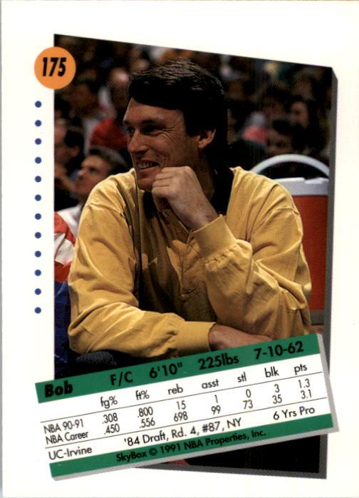 thumbnail 345 - 1991-92 SkyBox Basketball Card Pick 1-250