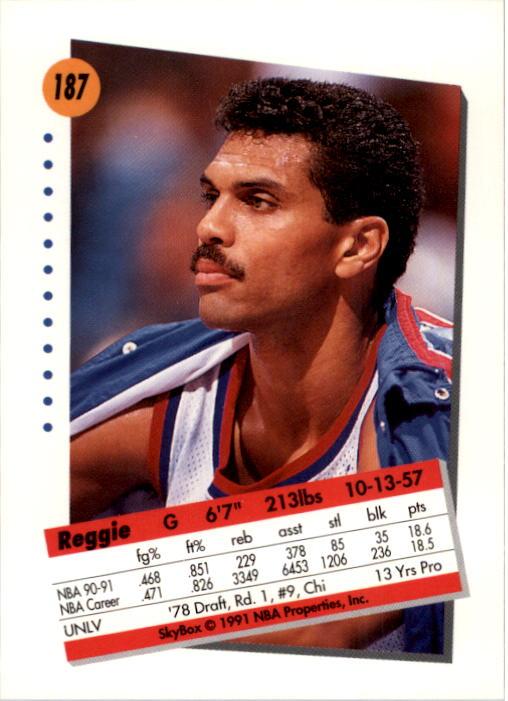 thumbnail 369 - 1991-92 SkyBox Basketball Card Pick 1-250