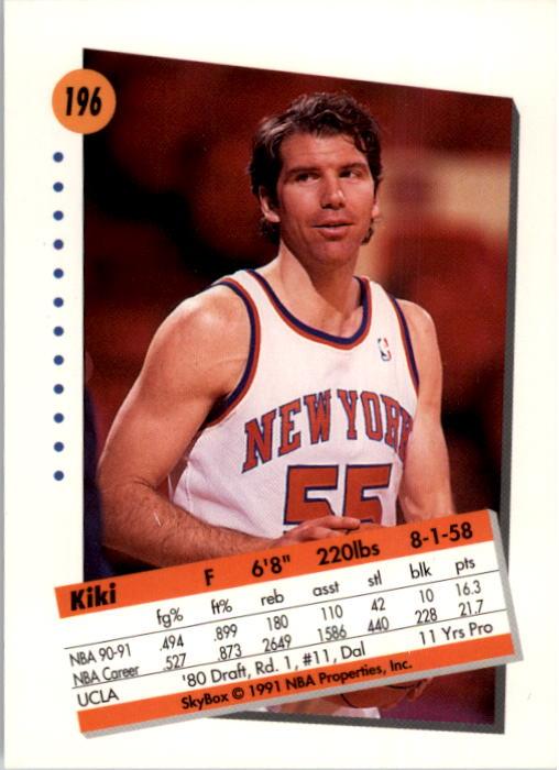 thumbnail 387 - 1991-92 SkyBox Basketball Card Pick 1-250