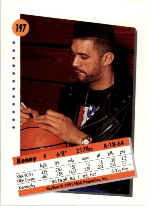 thumbnail 389 - 1991-92 SkyBox Basketball Card Pick 1-250