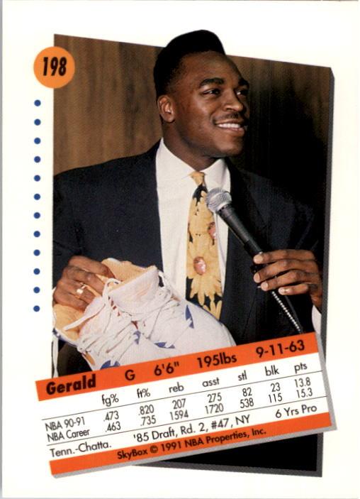 thumbnail 391 - 1991-92 SkyBox Basketball Card Pick 1-250