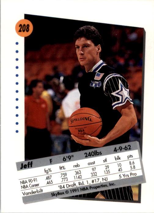 thumbnail 411 - 1991-92 SkyBox Basketball Card Pick 1-250