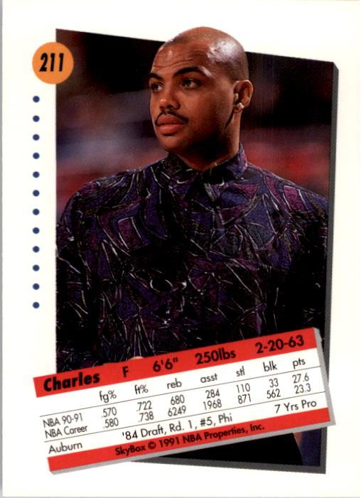 thumbnail 417 - 1991-92 SkyBox Basketball Card Pick 1-250