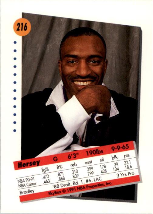 thumbnail 427 - 1991-92 SkyBox Basketball Card Pick 1-250