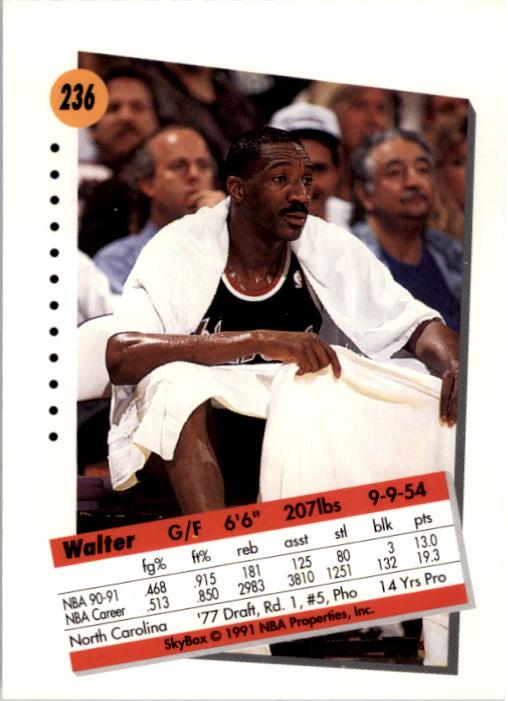 thumbnail 467 - 1991-92 SkyBox Basketball Card Pick 1-250