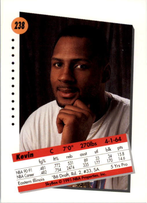 thumbnail 471 - 1991-92 SkyBox Basketball Card Pick 1-250