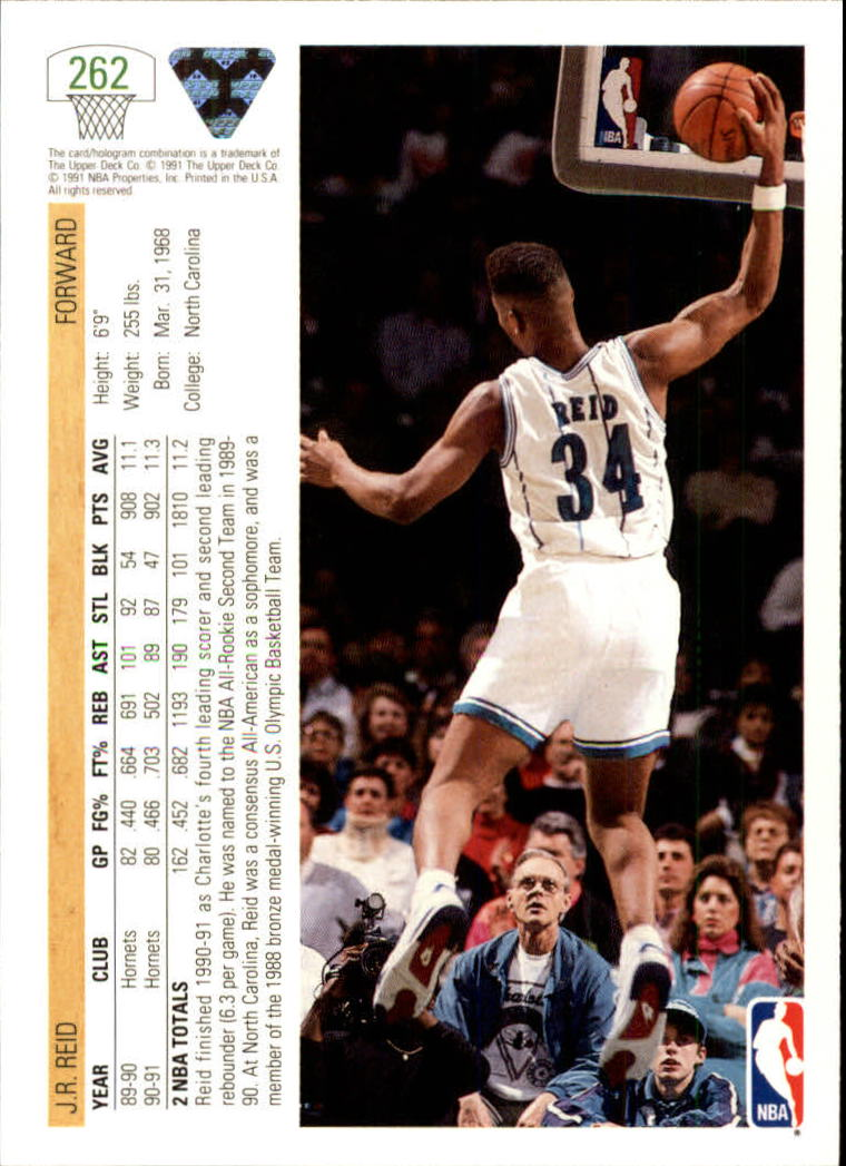 thumbnail 25 - 1991-92 Upper Deck Bk Cards 251-500 +Rookies A2500 - You Pick - 10+ FREE SHIP