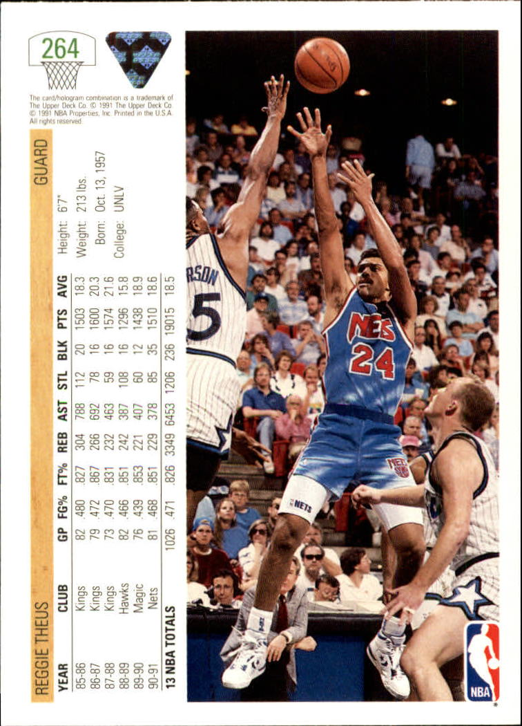 thumbnail 29 - 1991-92 Upper Deck Bk Cards 251-500 +Rookies A2500 - You Pick - 10+ FREE SHIP