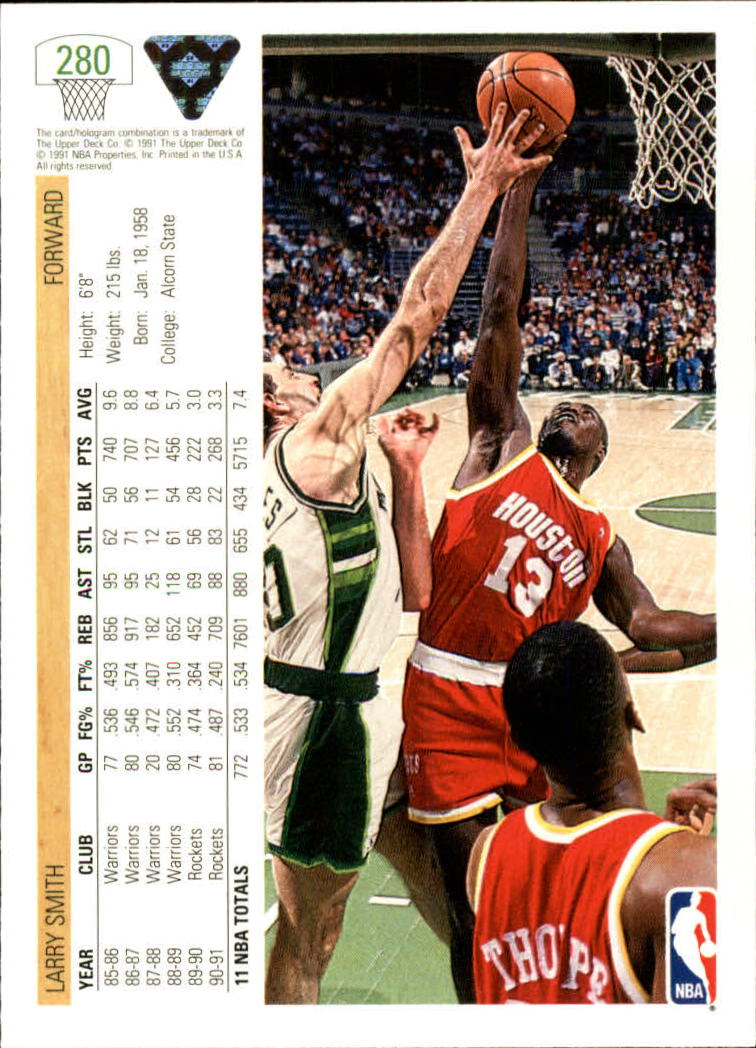 thumbnail 61 - 1991-92 Upper Deck Bk Cards 251-500 +Rookies A2500 - You Pick - 10+ FREE SHIP