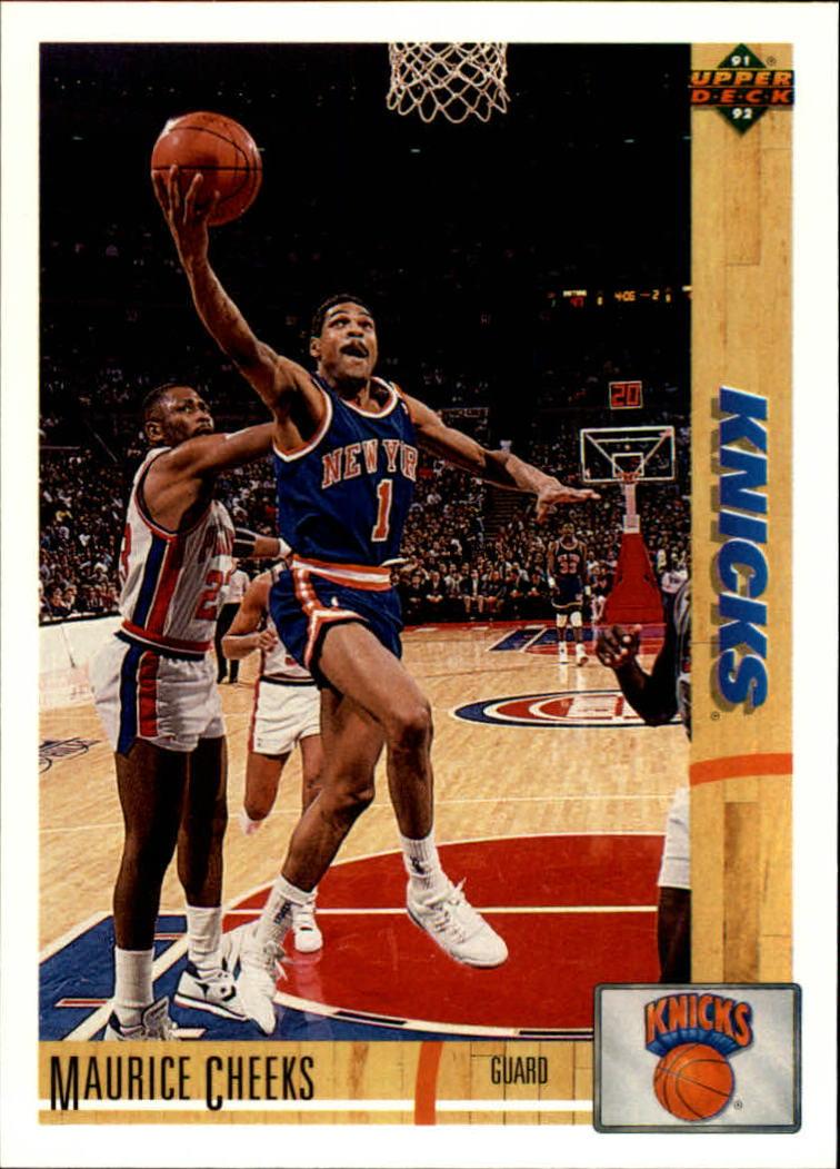 thumbnail 60 - 1991-92 Upper Deck Basketball Card Pick 251-500