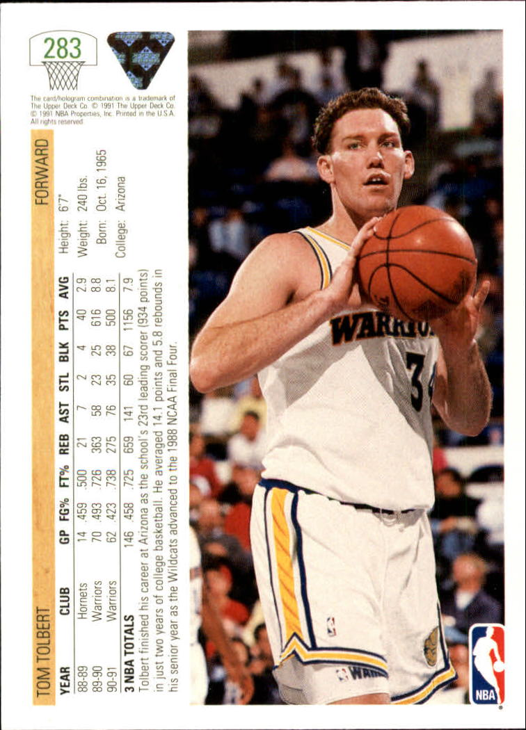 thumbnail 67 - 1991-92 Upper Deck Bk Cards 251-500 +Rookies A2500 - You Pick - 10+ FREE SHIP